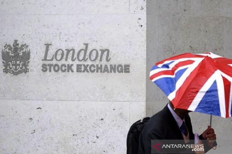Saham Inggris berbalik naik, indeks FTSE 100 terangkat 0,47 persen