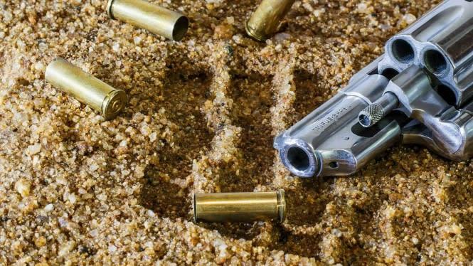 Seorang Pria Ditembak Orang Tak di Kenal di Jalan Benyamin Sueb