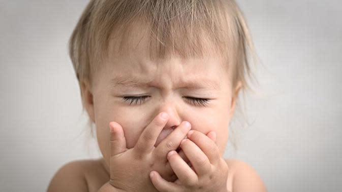 Penyebab Bayi Muntah dari Hidung