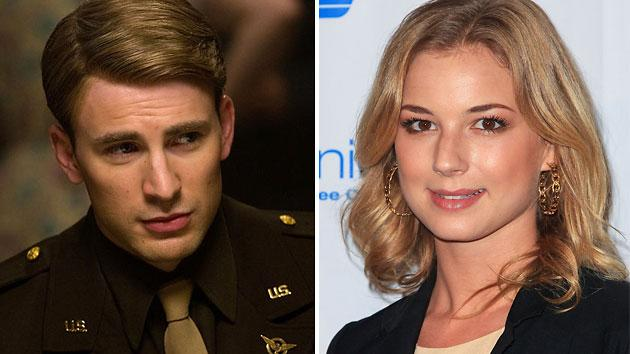Emily VanCamp of 'Revenge' Tagged for 'Captain America: The Winter Soldier'