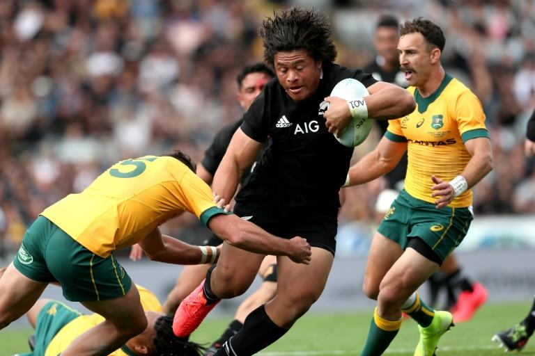 Stunning Clarke leads All Blacks to emphatic win over Wallabies