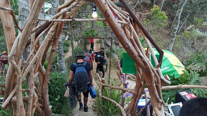 Svara SOUNDOFNATURE diadakan pada 19-20 September 2020 di Bukit Ngisis, Nglinggo, Pagerharjo, Samigaluh, Kulon Progo, DI Yogyakarta