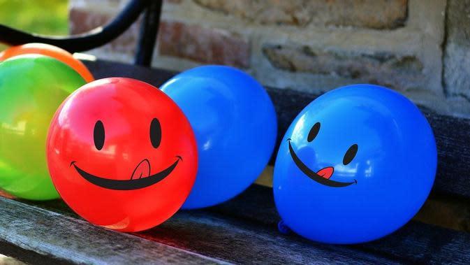 Ilustrasi lucu, tertawa. (Gambar oleh congerdesign dari Pixabay)