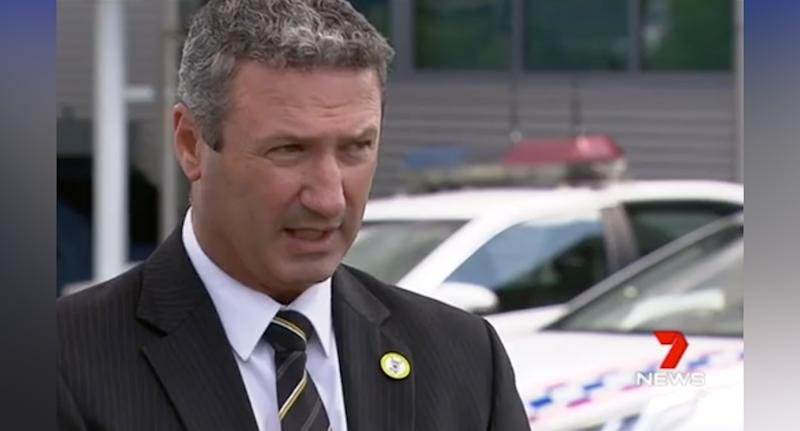 Detective Senior Sergeant Rogers (pictured) of Queensland Police