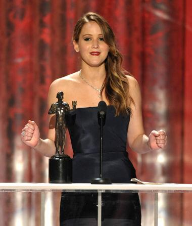 What will J. Law do next? We don't know and that's why we love her!