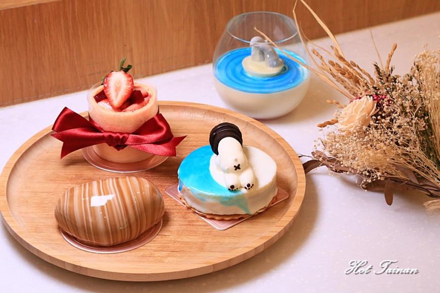美食節目採訪 台灣的法式藍帶甜點