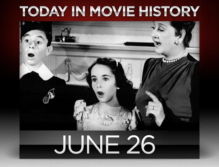 Today in movie history, June 26