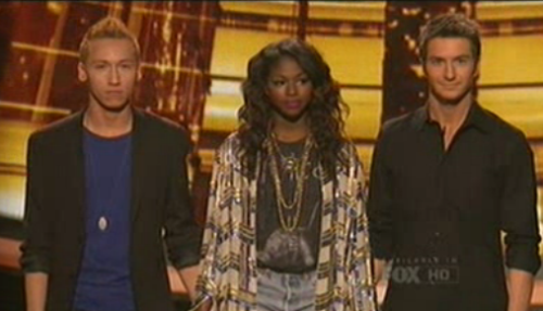 'American Idol' Top 9 Results: Got To Get You Out Of My Life
