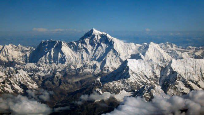 Tingginya, Inilah Daftar Gunung Tertinggi di Dunia