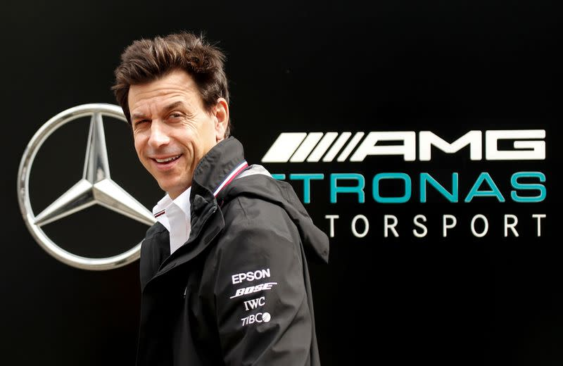 Wolff says Mercedes ready for challenge as team returns to track