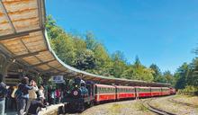 祝山車站改建 2022換新裝