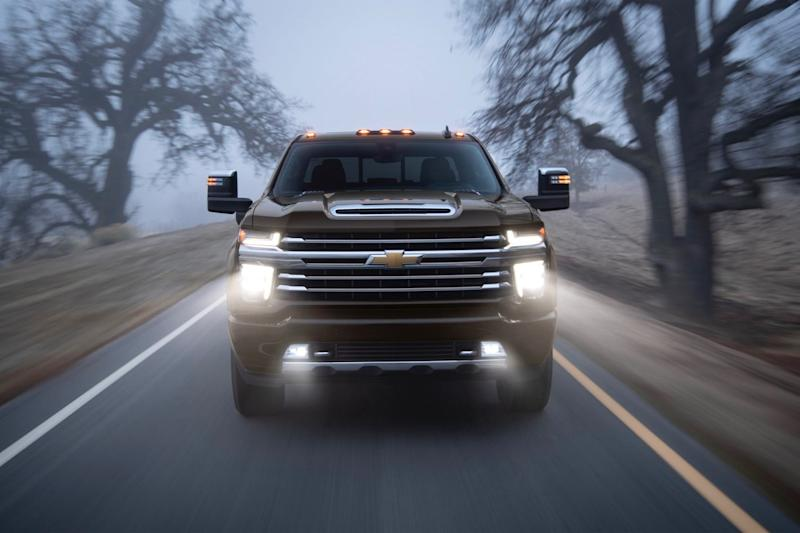 Chevrolet developing full-size electric pickup truck with 400-mile range
