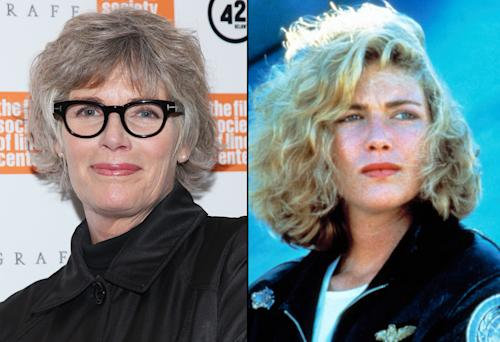 Kelly McGillis recalls 'Top Gun' love scene and 'a lot of partying' while filming