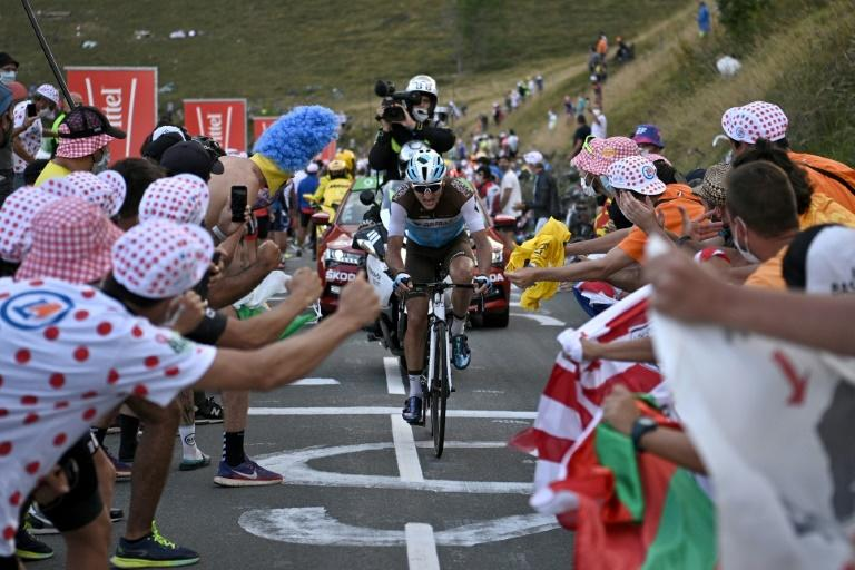 Covid tests completed as Tour de France holds its breath