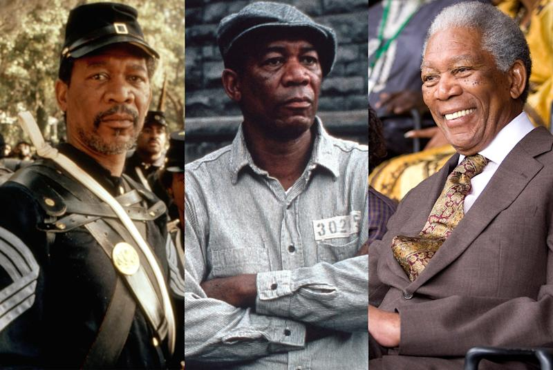 Role Recall: Morgan Freeman Narrates His Own Journey Through 'Glory,' 'Shawshank,' and More