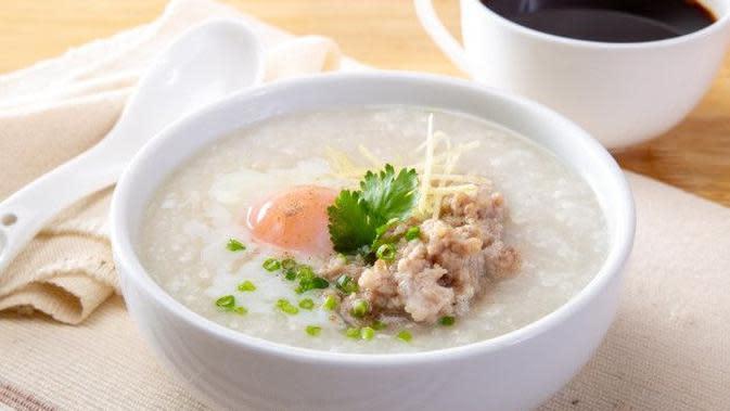 Ilustrasi Bubur   freepik.com