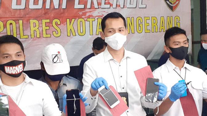 Berpura-pura Jadi Polisi, 2 Pria di Tangerang Memeras Warga