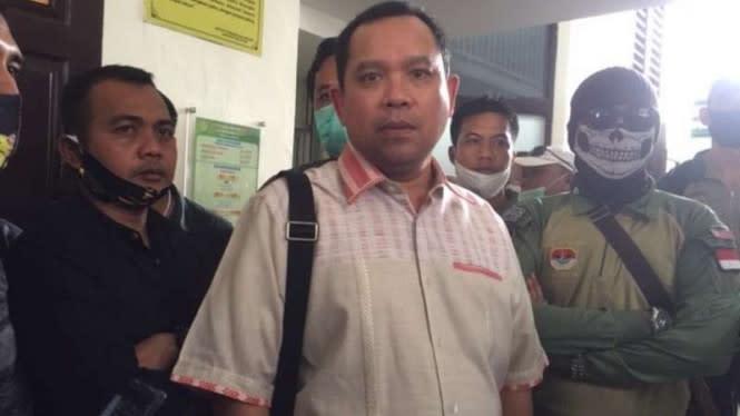 Istri Meninggal, PN Jaksel Beri Izin Ruslan Buton Hadiri Pemakaman