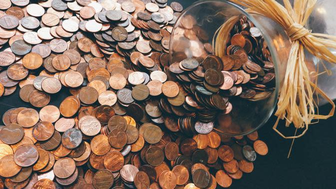 ilustrasi uang untuk dijadikan kado/pexels