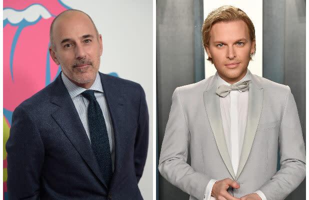 Matt Lauer Accuses Ronan Farrow of 'Flawed Reporting' — About Matt Lauer