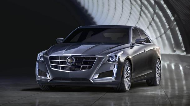 2014 Cadillac CTS balloons its sticker to $46,025