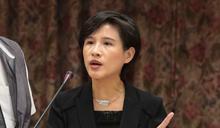 獨家》鄭麗君高知名度、有「位置彈性」,雙北市長選戰都考慮她