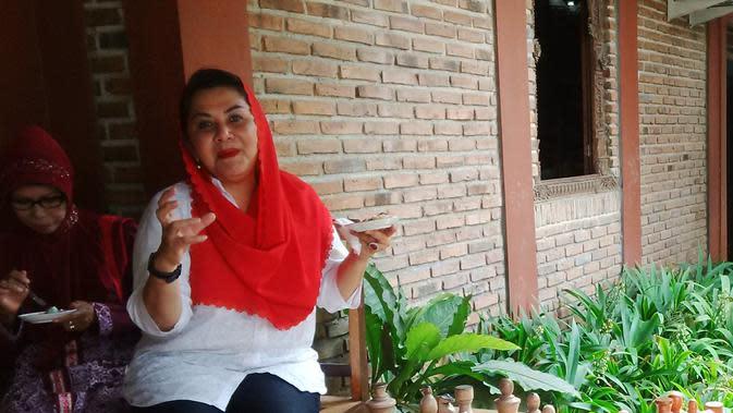 Wakil Wali Kota Semarang Hevearita tetap akan memecat Kasman si Satpol PP Kota Semarang yang berbuat asusila. (foto: Liputan6.com / Edhie Prayitno Ige)