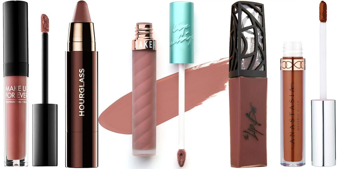"""<p class=""""body-dropcap"""">Nude is not a universal shade. It comes in a variety colors and undertones that you should consider when trying to find your perfect lipstick match. According to celebrity makeup artist <a href=""""https://www.instagram.com/thescottedit/"""" target=""""_blank"""">Scott Osbourne</a>, whose clients include Keke Palmer and Saweetie, the most important thing to consider when finding the right nude lip is your undertone. """"Nude colors are supposed to be flesh-toned; each of our tones is different to each person,"""" says Osbourne.</p><p>He categorizes undertones into three sections: cool, neutral, and warm. To find your undertone, he says to look at your veins. Greenish-colored veins usually means you have a warm undertone, blue or purplish colors mean you're a bit cooler, and colorless means you're going to want to stay neutral. """"When matching a nude on your hand you always want it to complement your skin tone; it should almost enhance the skin complexion in a way, not make it appear washed out,"""" he says. """"I take a look at the skin and the color of the lip, and the perfect nude is both a warm and cool mixture.""""  </p><p>With all that in mind, we ask him to break down how to find the best nude for darker skin tones. Scroll down to see his advice and find the best nude lipstick for you.  </p>"""