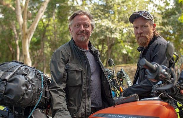Ewan McGregor and Charley Boorman Hit the Road Again in Trailer for Apple's 'Long Way Up' (Video)