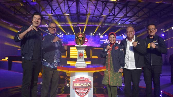 Grand Final UniPin SEACA 2019Digelar, Total Hadiah Rp 2,4 Miliar