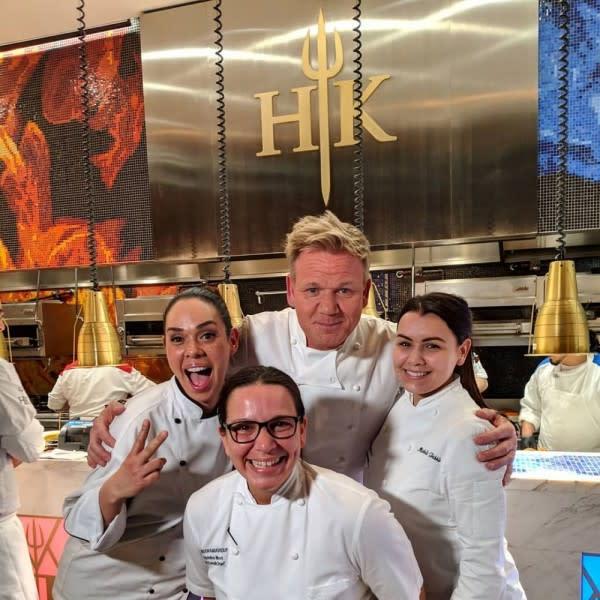 5 Perjalanan Karier Chef Gordon Ramsay, dari Lapangan Hingga ke Dapur