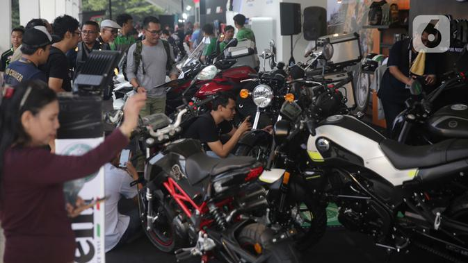 Tidak Cuma Bikers, IIMS MotoBike Show 2020 Juga Manjakan Pesepeda dan Pecinta Kopi