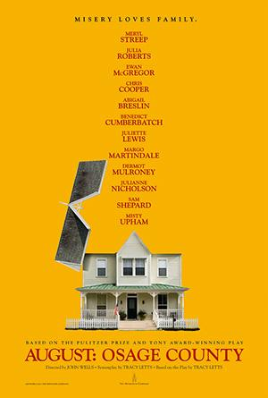 'August: Osage County' Trailer Is a Roll-Call of Oscar Winners