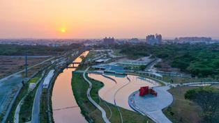 打造「屏東中央公園」!南臺灣最美親水園區五大亮點