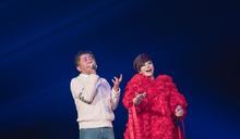 詹雅雯演唱會「順時中」 阿中部長唱歌也有男子氣魄