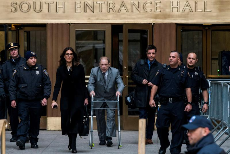 Harvey Weinstein jury selection: bias, big data and 'likes'