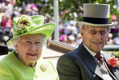 菲立普親王辭世 享耆壽99歲