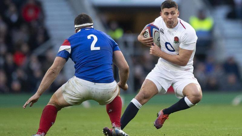 England v France - Guinness Six Nations -