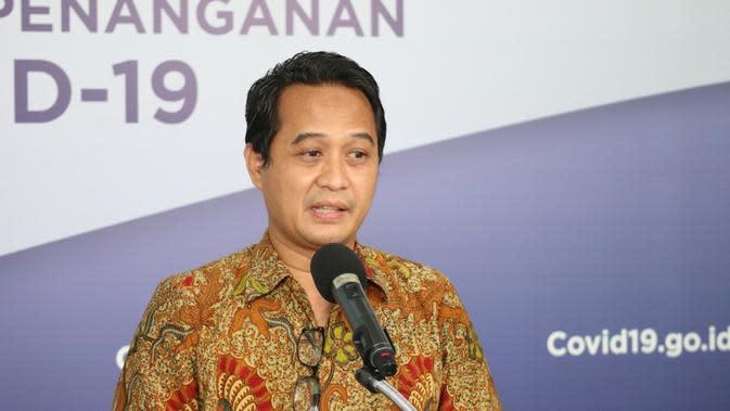 Ketua Umum Pengurus Besar Ikatan Dokter Indonesia (PB IDI) Daeng M Faqih. ( Foto: Dokumentasi BNPB)
