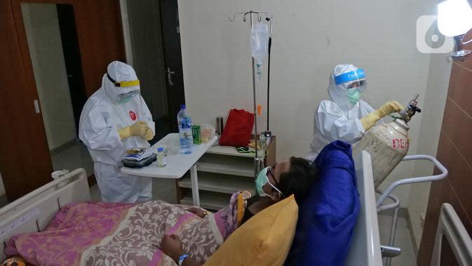 Tenaga Kesehatan Perawat Pasien Covid-19 di Dompu Kabur, Ada Apa?