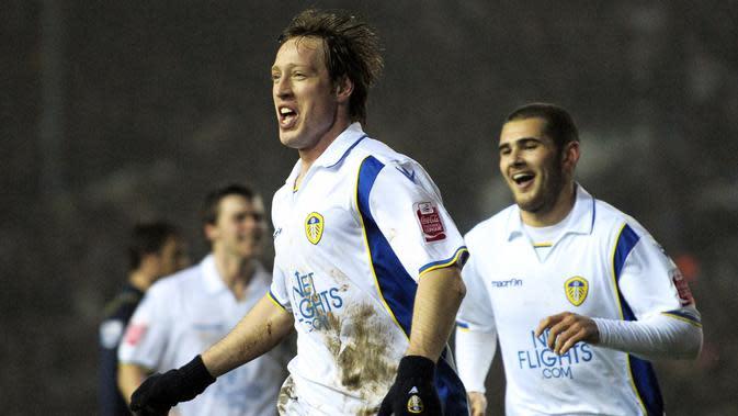 Leeds United . (AFP/Andrew Yates)