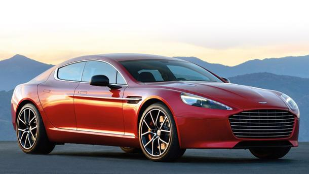 2014 Aston Martin Rapide S, big mouth strikes again: Motoramic Drives