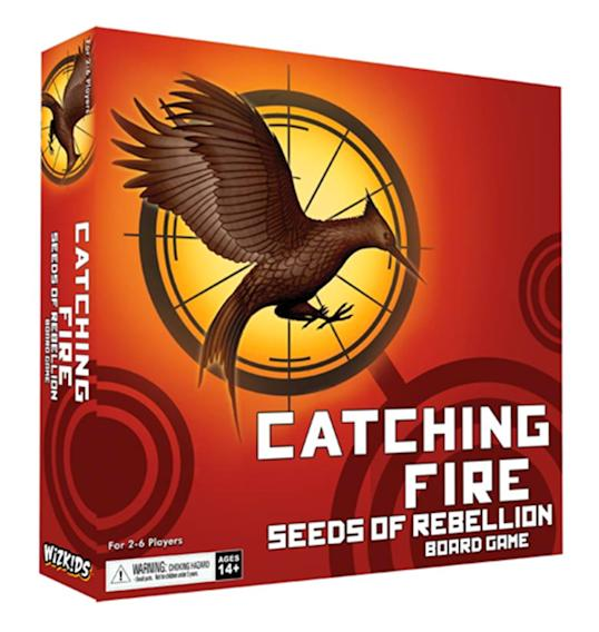 Catching Fire Game