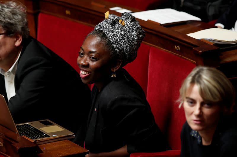 France opens probe after magazine portrays Black politician as slave