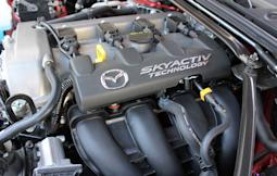 Mazda's next Skyactiv engine may ignite gasoline without spark plugs