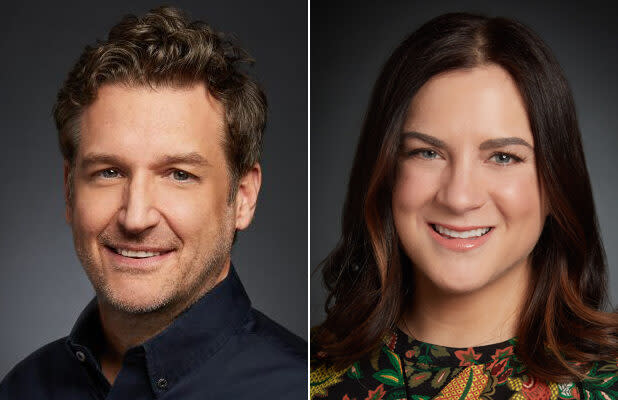 ViacomCBS Promotes Paramount Network's Keith Cox, Comedy Central's Sarah Babineau