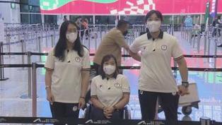 香港殘奧輪椅劍擊代表從東京返港 余翠怡:今次收到市民支持是之前沒經歷過