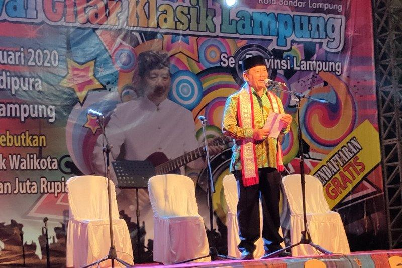 Festival Gitar Klasik Lampung upaya lestarikan budaya