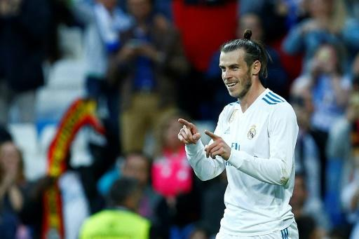 Gareth Bale will be hoping to push his way into Real Madrid's starting XI for the Champions League final in Kiev