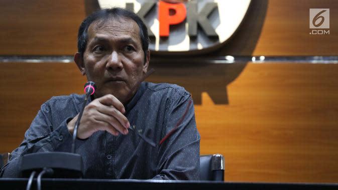 Pegawai KPK Kirim Surat Resign